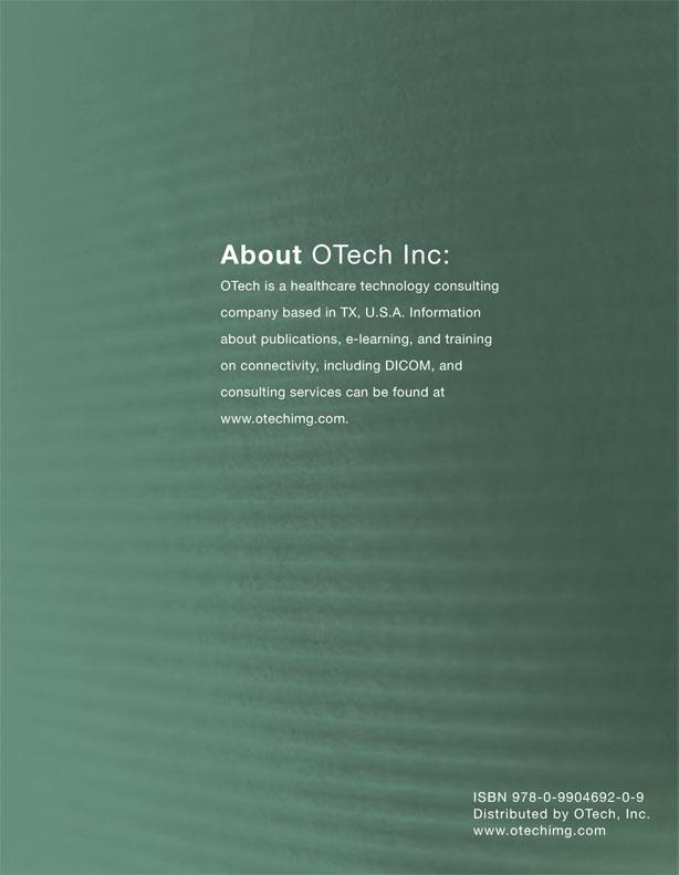 Ehr Pacs Ihe Dicom Hl7 Training And Consulting Otech Inc